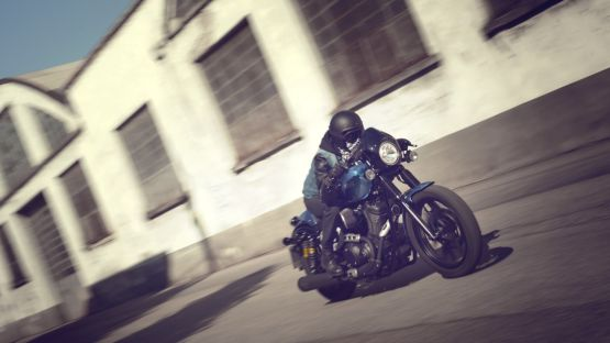 2015 Yamaha XV950 Racer web 1