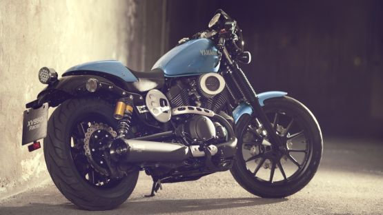 Yamaha launch new XV950 Racer - Bike India