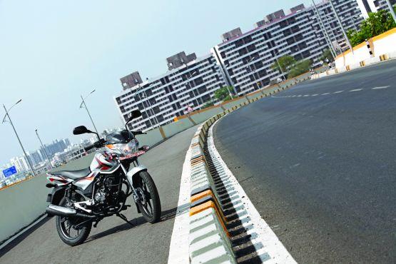 Bajaj Discover 125M roadtest 2014 WEB2