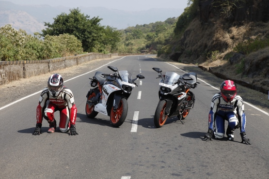 KTM RC 390 and RC 200 (8)