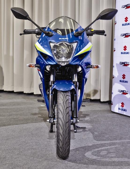 Suzuki Gixxer SF 2 web