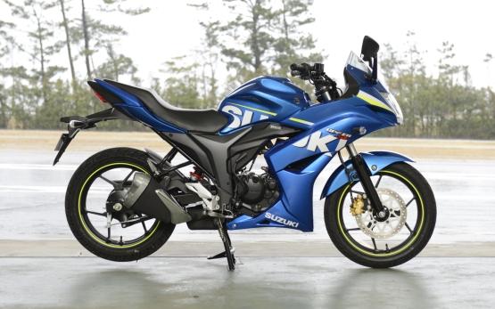 Suzuki Gixxer SF 4 web