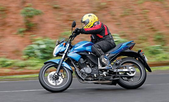 Suzuki Gixxer_1