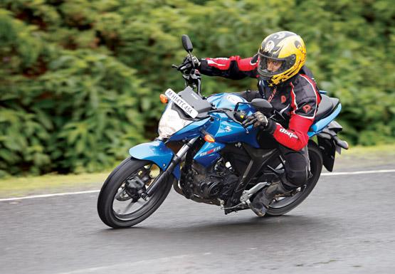 Suzuki Gixxer_2