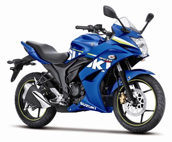Suzuki Launch the Gixxer SF web 1