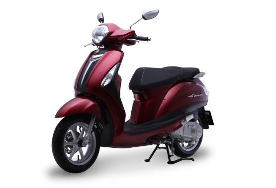 New Yamaha Scooter Set For Launch