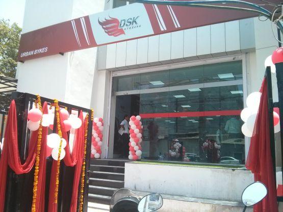 2015 DSK Showroom launch New Delhi web 2
