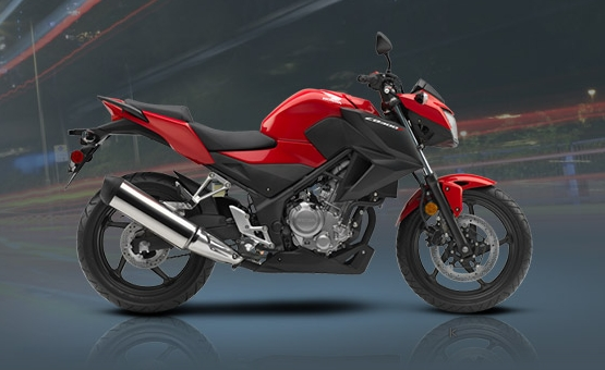 Honda CB300F 1 web