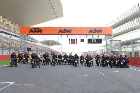 KTM Track day at BIC-2WEB