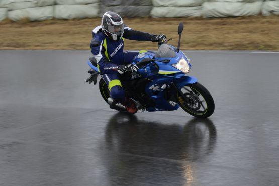 Suzuki Gixxer SF First Ride WEB1