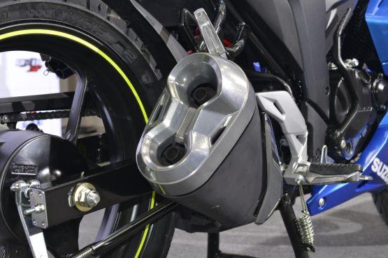 Suzuki Gixxer SF First Ride WEB4