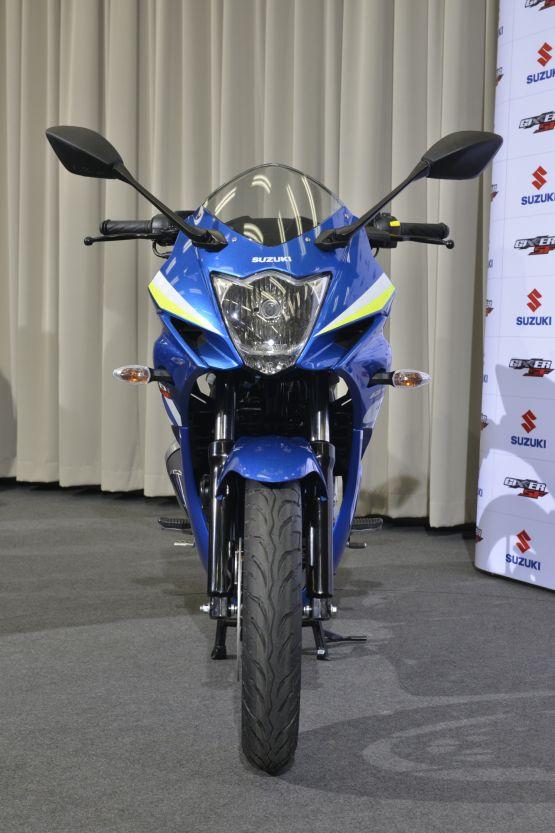 Suzuki Gixxer SF First Ride WEB6