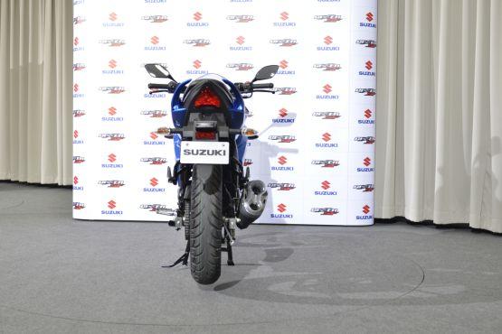 Suzuki Gixxer SF First Ride WEB7