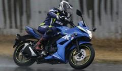 Suzuki Gixxer SF First Ride WEB9