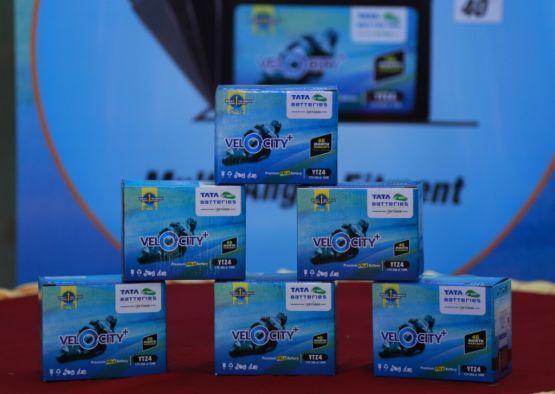 TATA Green Batteries - Velocity Plus web