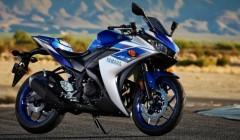 Yamaha YZF-R3 WEB