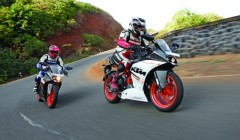 KTM RC 200 & RC390 Road Test WEB2