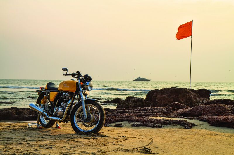2015 Royal Enfield Indonesia launch web 1