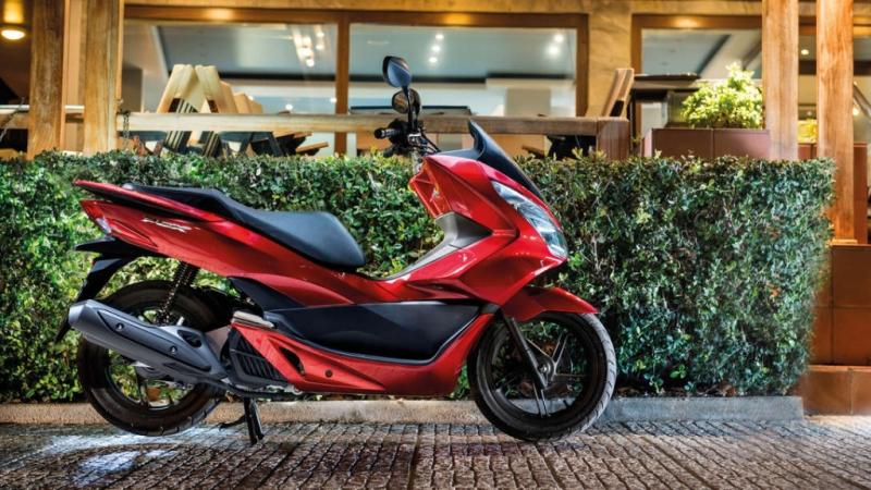 Honda PCX 125 1 web