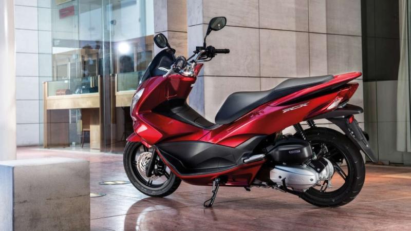 Honda PCX 125 2 web