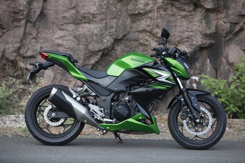Kawasaki Z250 (1)