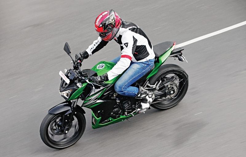 Kawasaki Two Wheeler