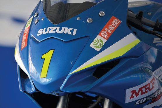 Suzuki Gixxer Cup race bike ride WEB5