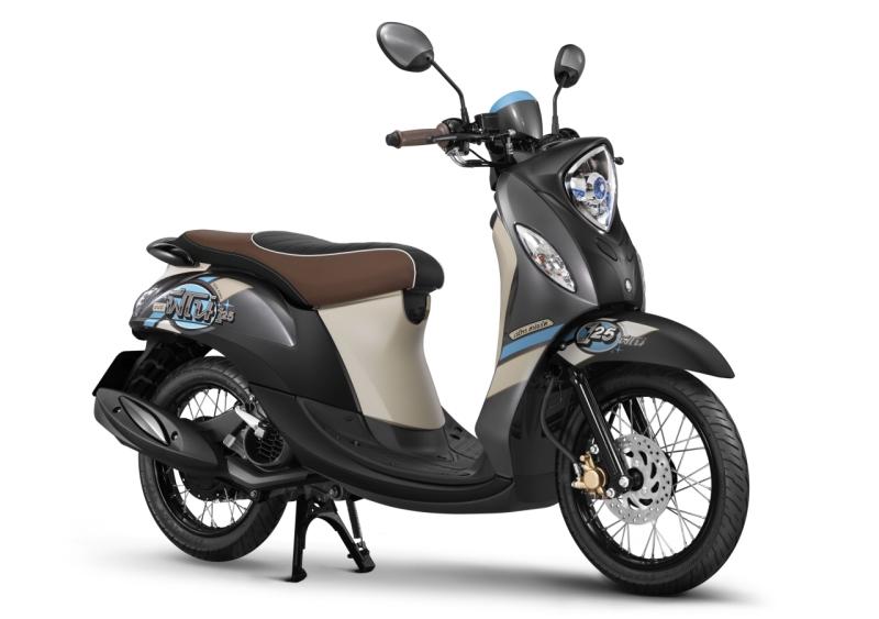 Yamaha Fino 125 Grey Spoke web
