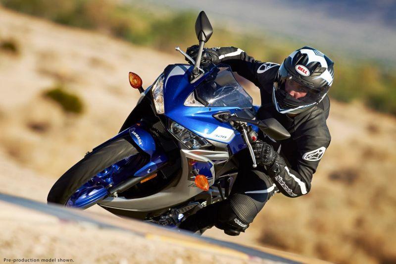 Yamaha YZFR3 India launch web 2