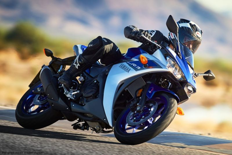 Yamaha YZFR3 India launch web 3