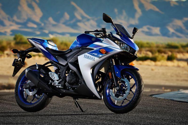 Yamaha YZFR3 India launch web 5