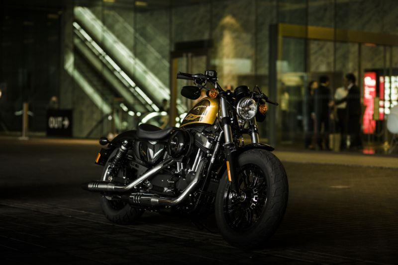 2015 Harley Davidson 2016 India launch web 1