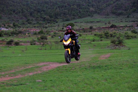 Benelli TRE 1130K Amazonas first ride web11