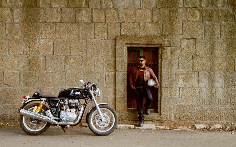 07da653db149 Royal Enfield Despatch Rider - Bike India