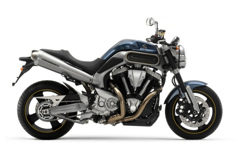 Yamaha MT-01 web