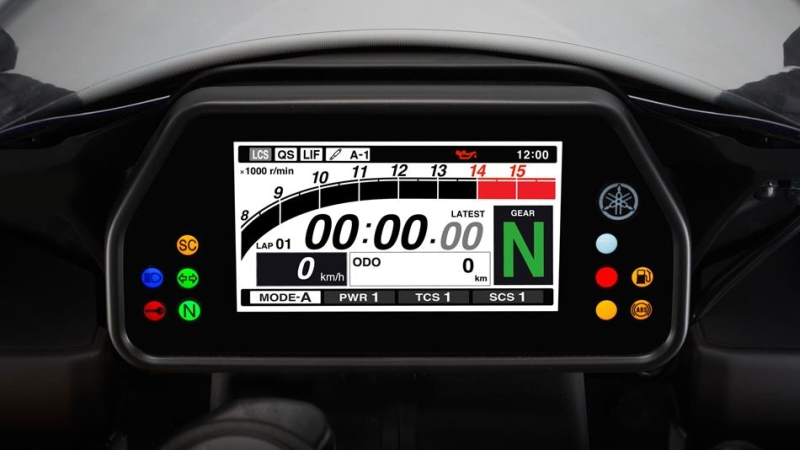 Yamaha YZF-R1 60th Anniversary 6 web