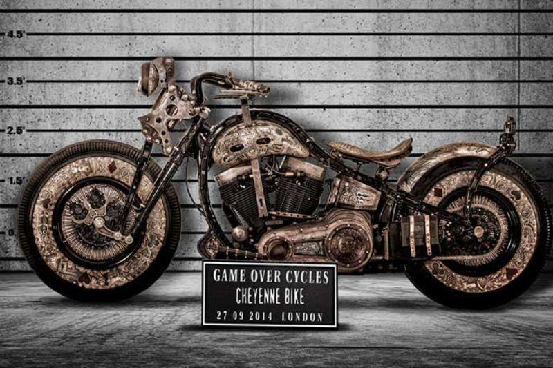 2015 Cheyenne Bike The Recidivist GAme Over Cycles web 2