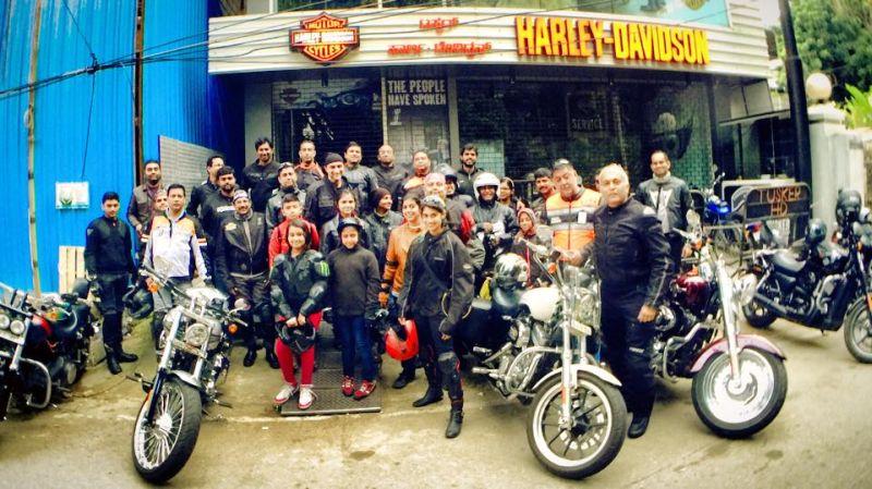 2015 Harley Davidson father daughter ride web