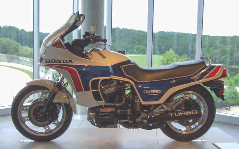 Honda CX650 Turbo web