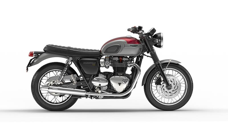 Triumph Bonneville T120 Prestige Inspiration Kit