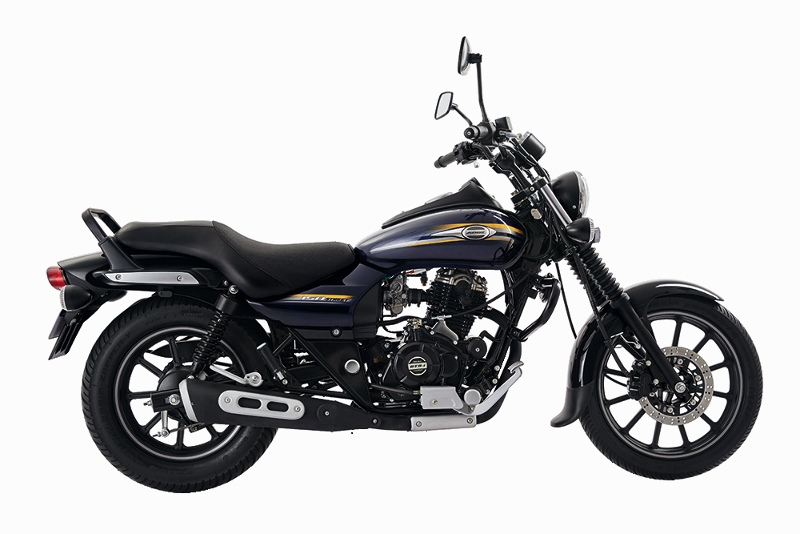 What a marvel_The new Avengers are here_Bajaj Avengers Launched_Street 150