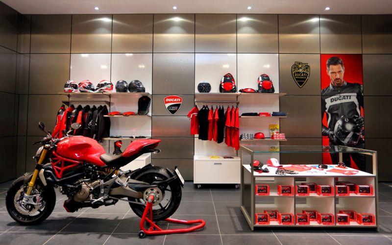 2015 Ducati Bengaluru VST showroom web 2