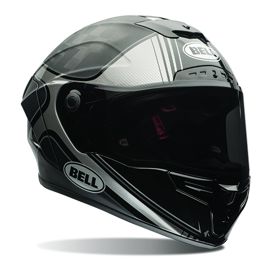 Bell 2016 Pro Star Helmet reinforced by TeXtreme Technology