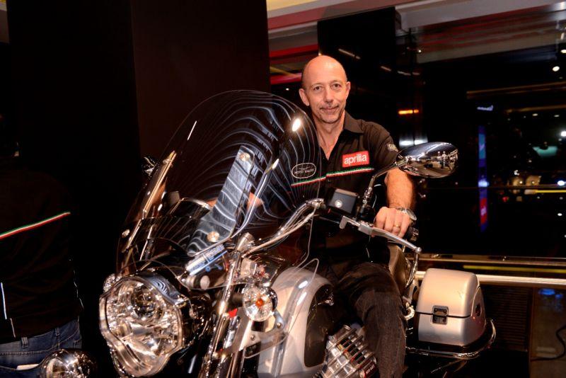 Mr Stefano Pelle, MD, Piaggio India Pic 1WEB