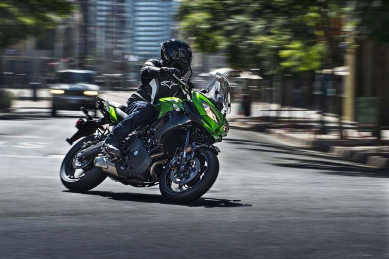 2015 Kawasaki Versys 650 launched web 2