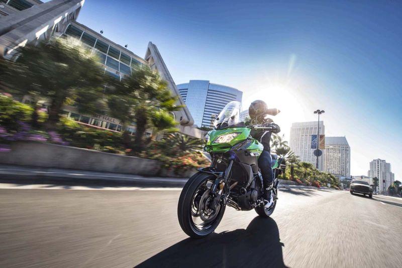 2015 Kawasaki Versys 650 launched web 3