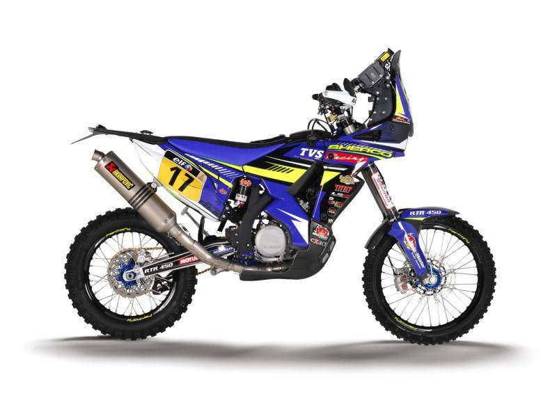 2016 RTR 450 Racing modelWEB