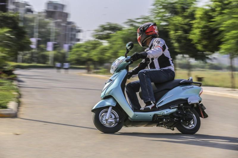 Hero Duet scooter