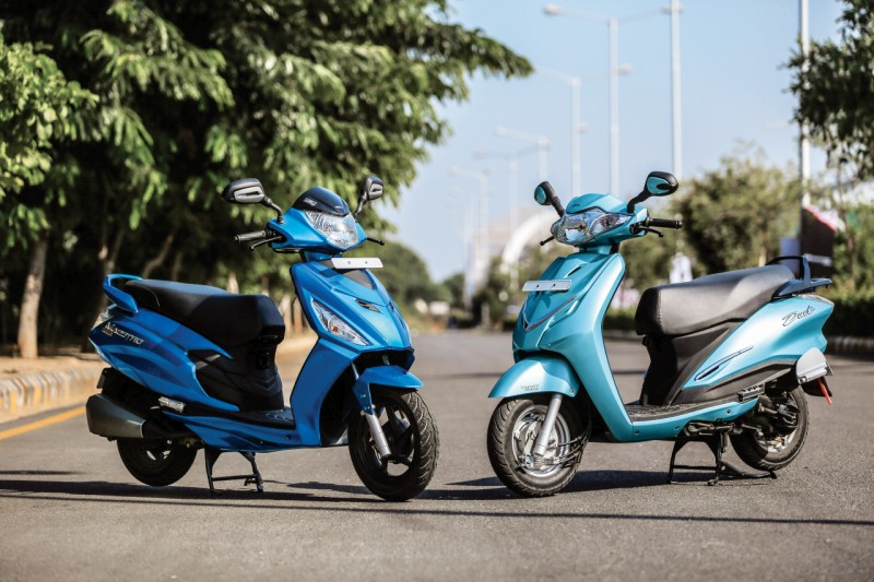Hero Maestro Edge and Duet Scooters 1 web