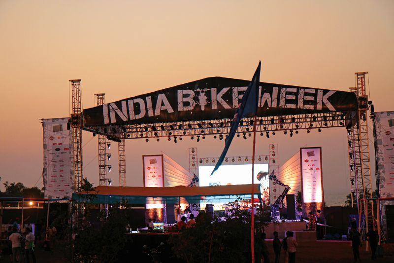 India Bike Week 2016 - What To Expect (2)